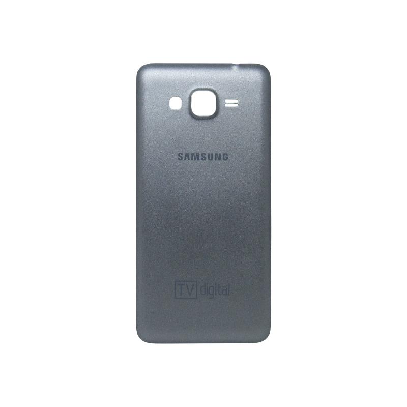 Tampa Traseira Samsung Galaxy Gran Prime Sm-G530Bt G530 Grafite