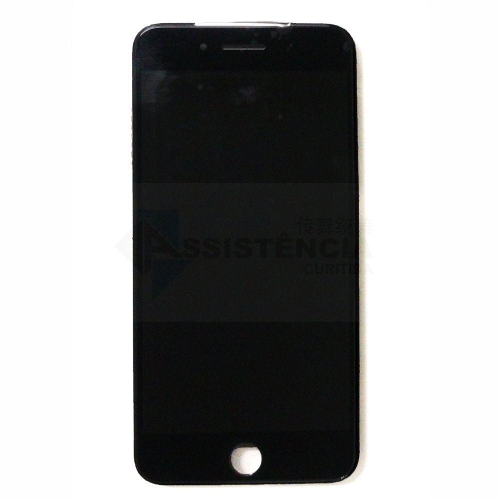 Tela Display Apple Iphone 7 Plus 5.5 A1661 A1784 A1785 A1786 Preto