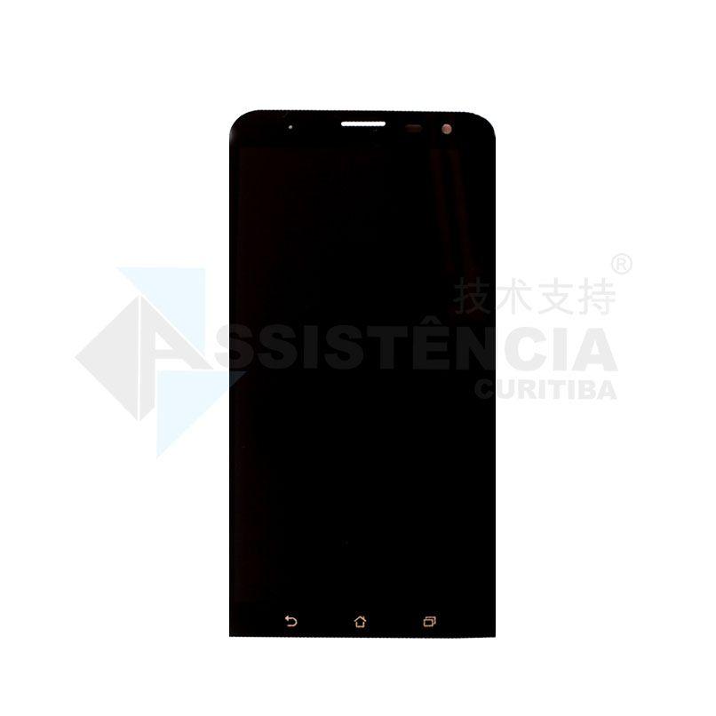 Tela Display Asus Zenfone 2 Laser Ze601Kl 6 Com Aro
