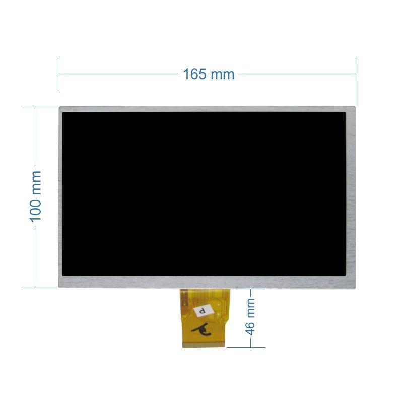 Display Bak Ibak 7301