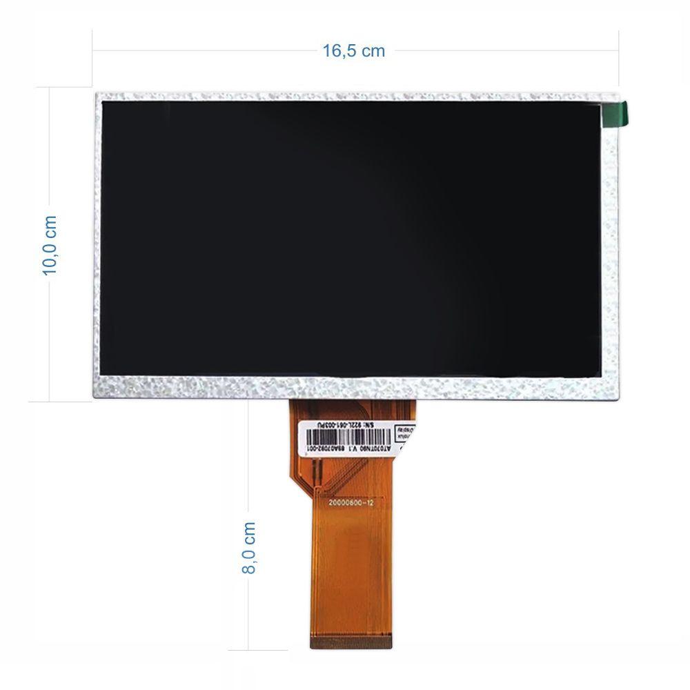 Display Genesis Gt7205