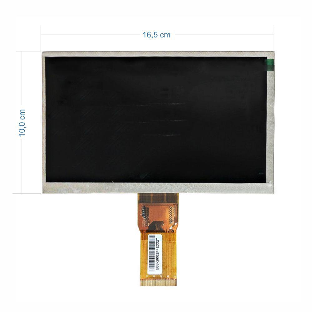 Display Icc Styllus Tab 705B