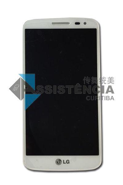 Tela Display Lg G2 Mini D618 D620 Branco