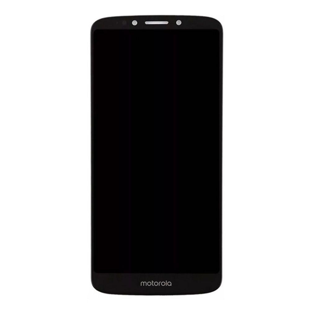 Tela Display Motorola Moto E5 Plus Xt1924-4 Preto