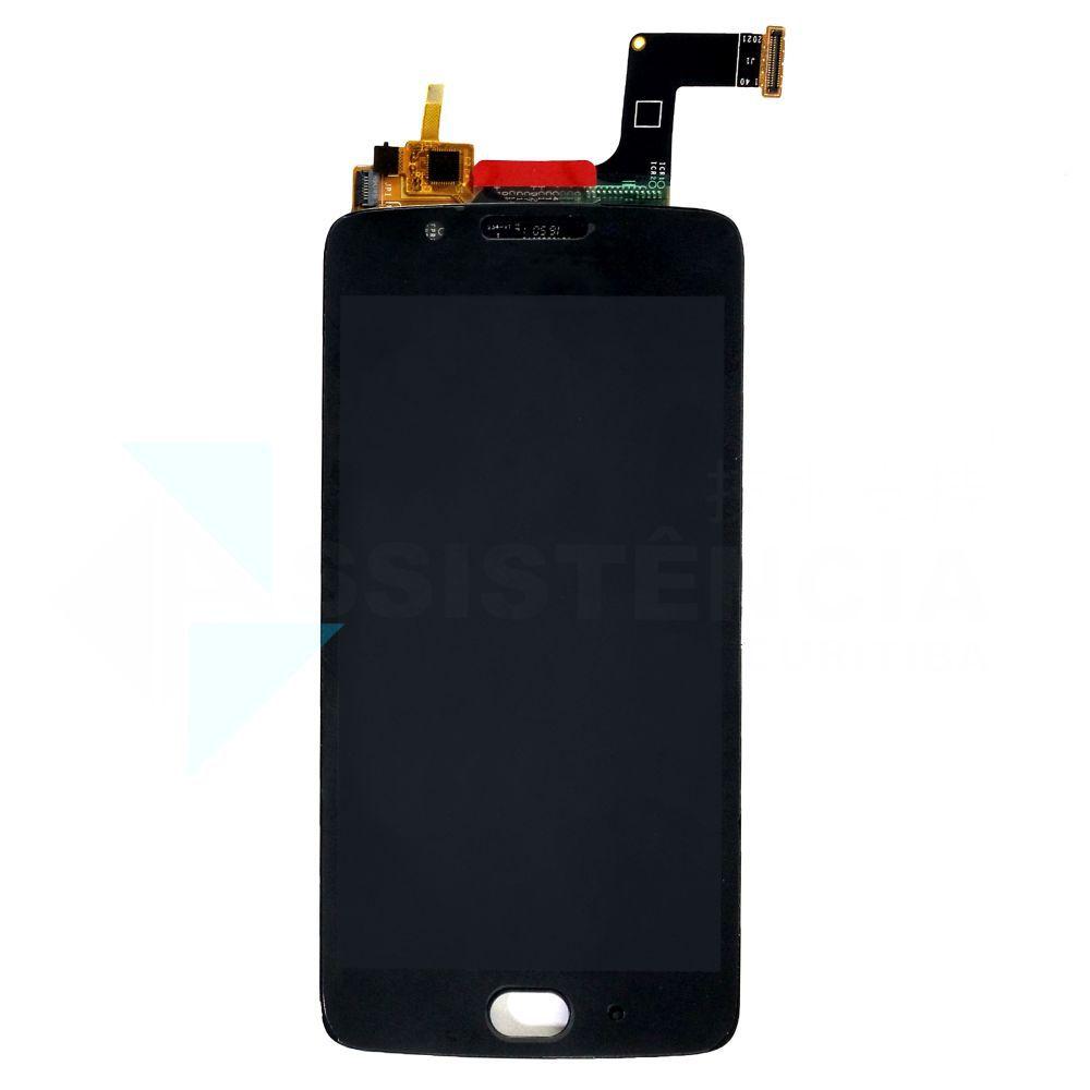 Tela Display Motorola Moto G5 Xt1670 Preto