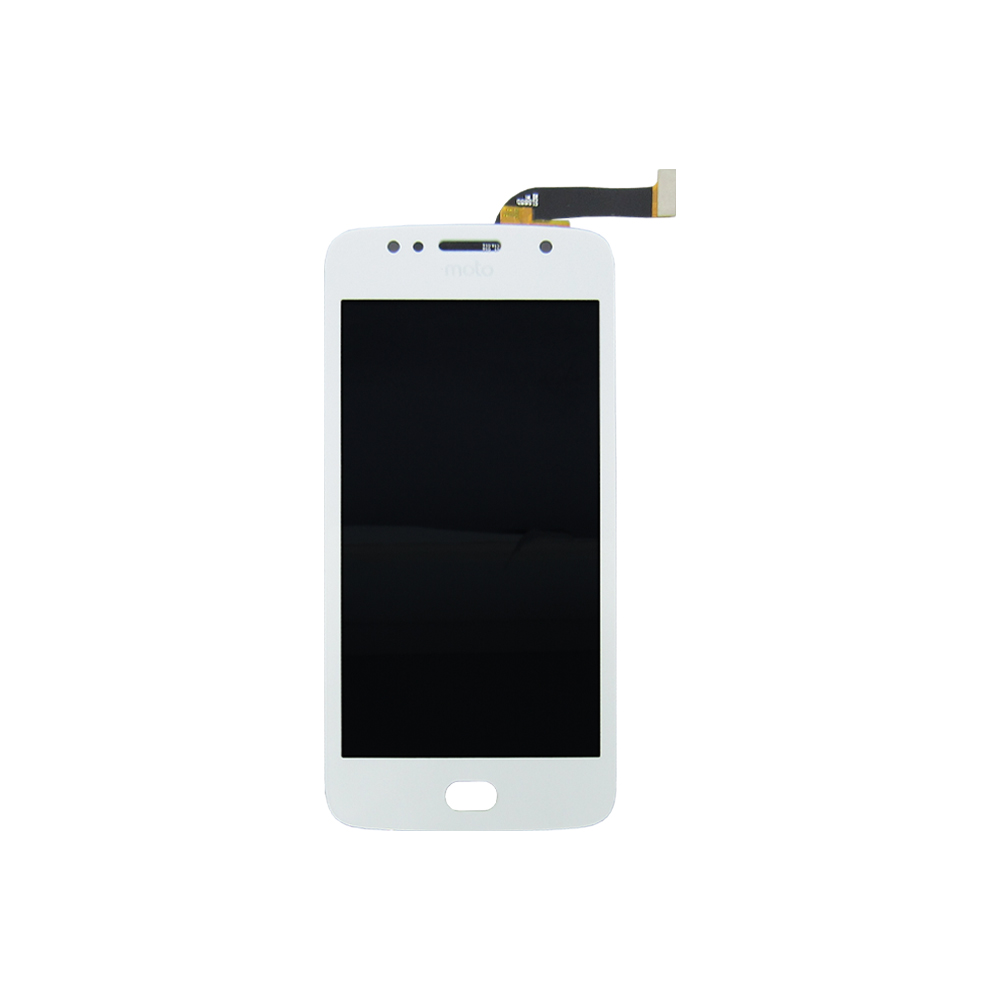 Tela Display Motorola Moto G5S Xt1792 Prata (Lcd P)
