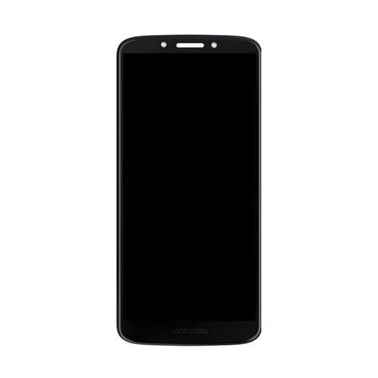 Tela Display Motorola Moto G6 Play Xt1922 Moto E5 Xt1944-4 Preto