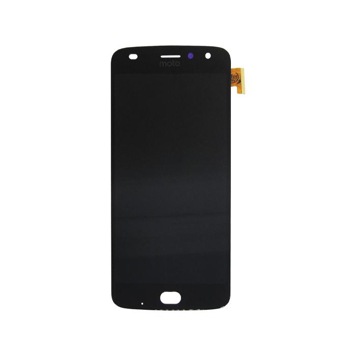 Tela Display Motorola Moto Z2 Play Xt1710 Original Ch Preto