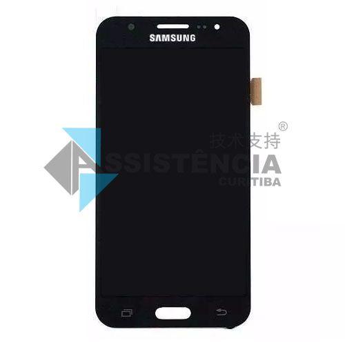 Tela Display Samsung Galaxy J5 J500 Sm-J500M/Ds Original Ch Preto