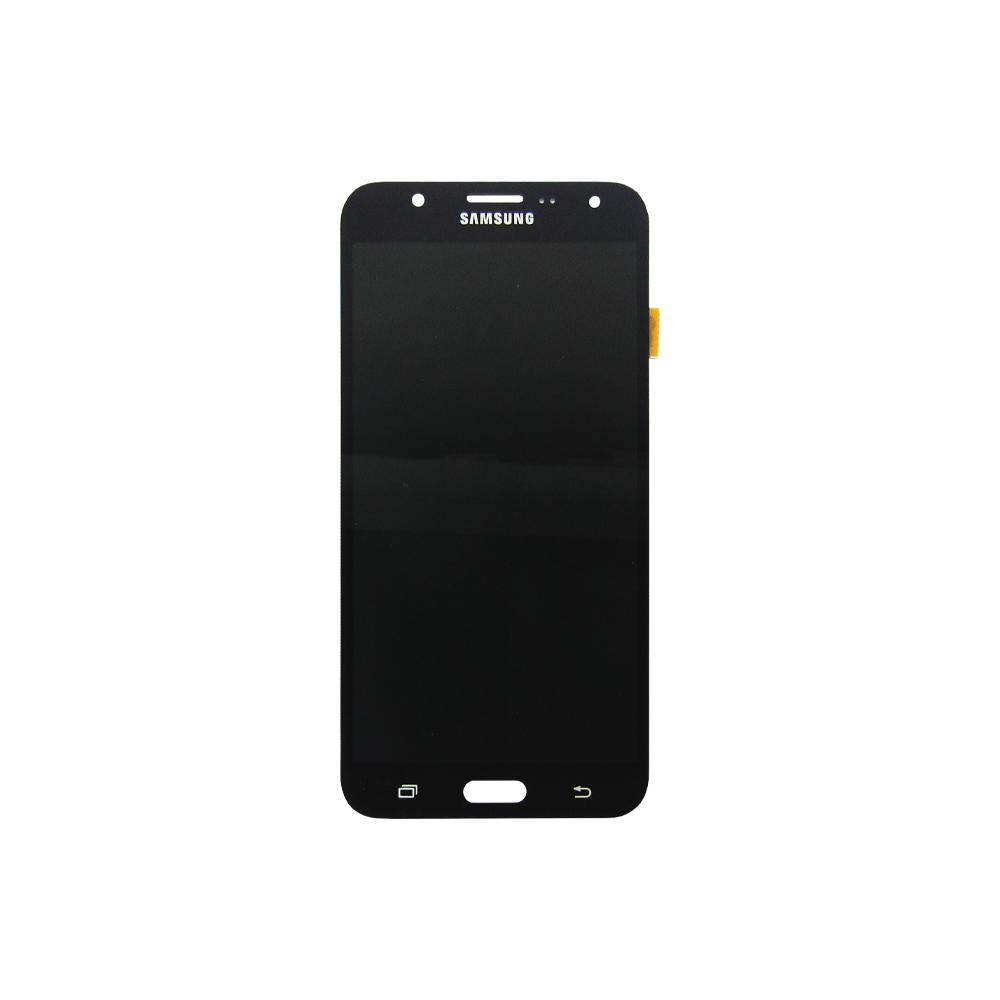 Tela Display Samsung Galaxy J7 J700 Sm-J700M/Ds Original Ch Preto