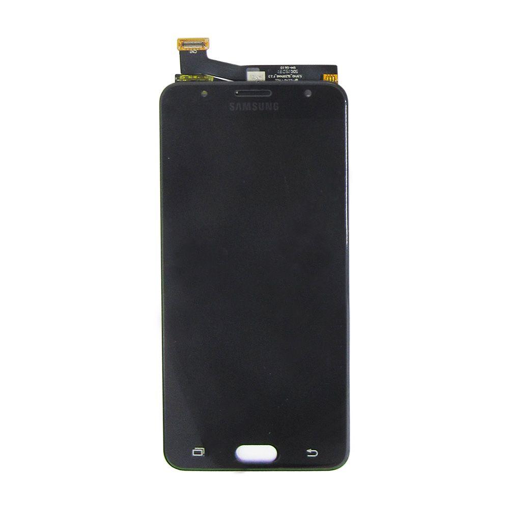 Tela Display Samsung Galaxy J7 Prime Sm-G610 Preto Original Ch