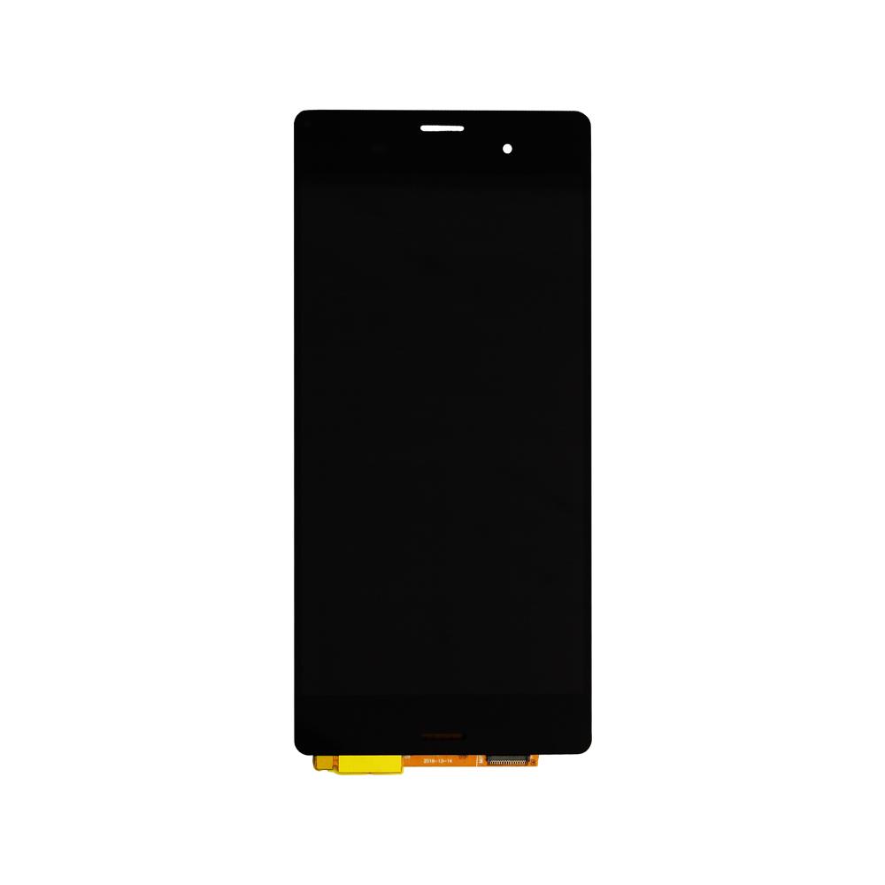 Tela Display Sony Xperia Z3 D6603 D6633 D6643 D6653 Preto
