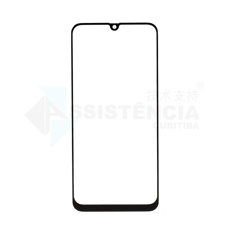 Tela Lente Samsung Galaxy A50 A505 Preto