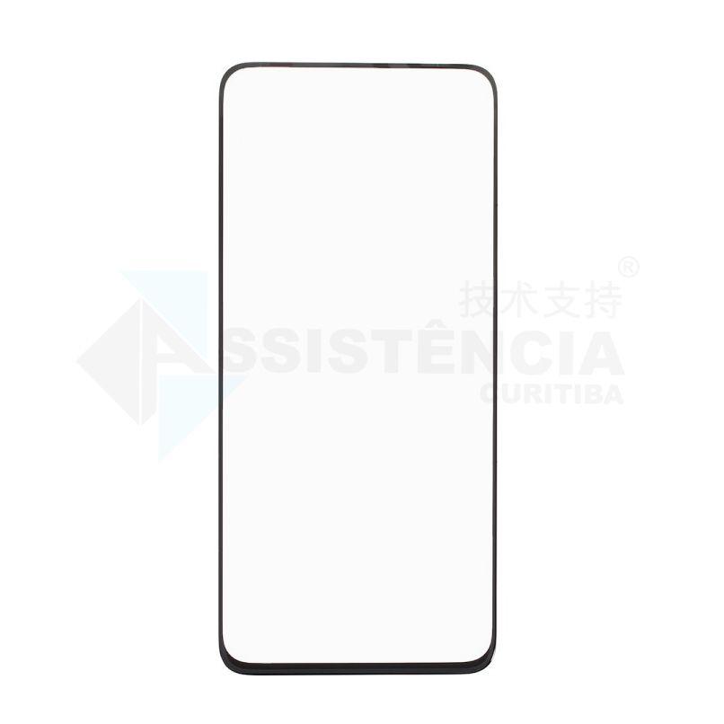 Tela Lente Samsung Galaxy A90 A905 Preto