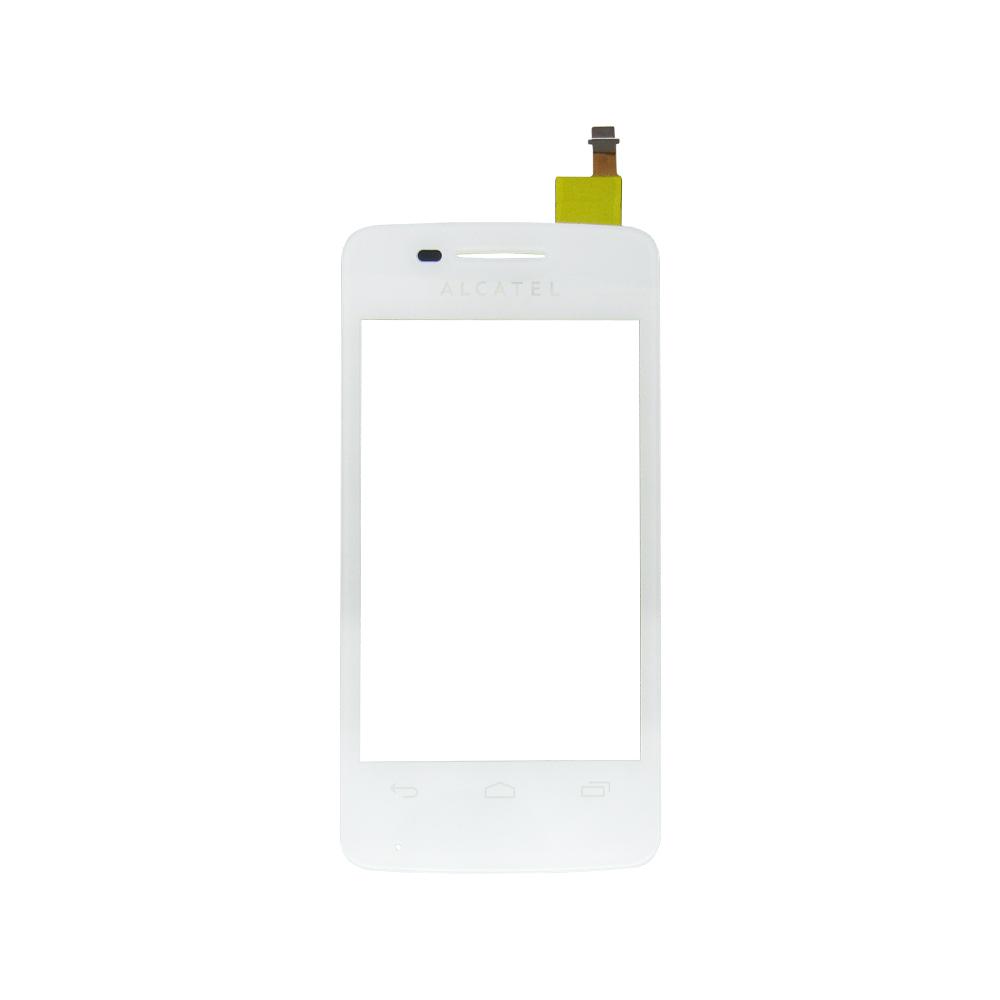 Tela Touch Alcatel One Touch 4007E Pixi Branco