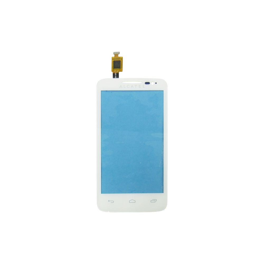 Tela Touch Alcatel One Touch M´Pop Ot5020 Branco