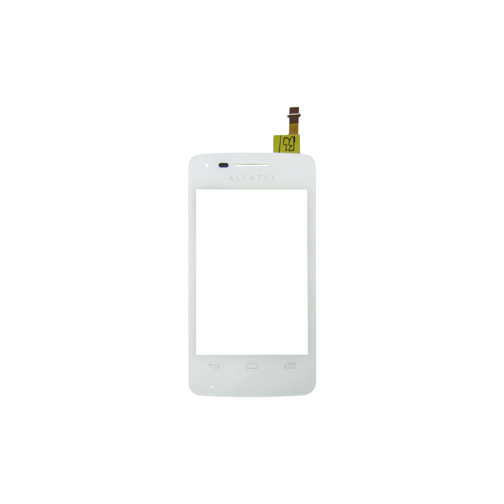 Tela Touch Alcatel Onetouch Pop 4010 Branco