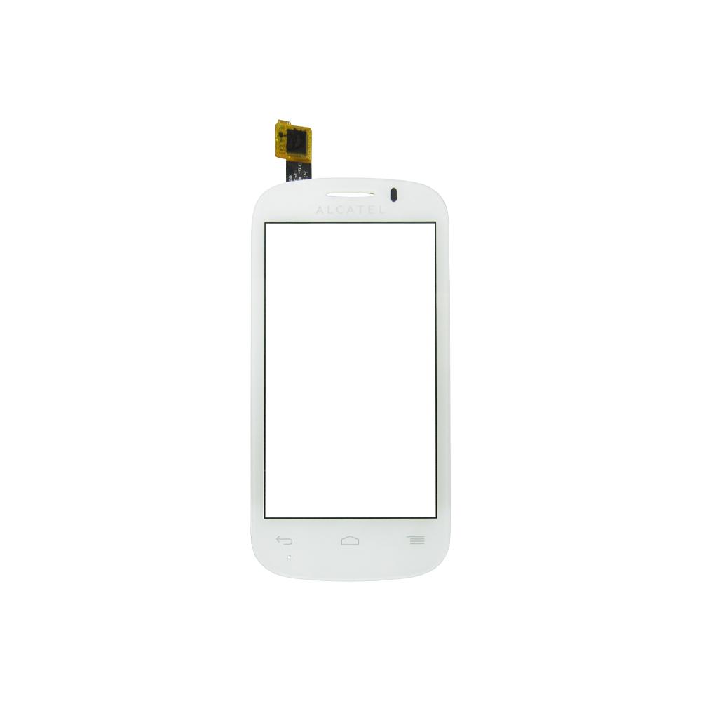 Tela Touch Alcatel Pop C3 Ot4033 Branco