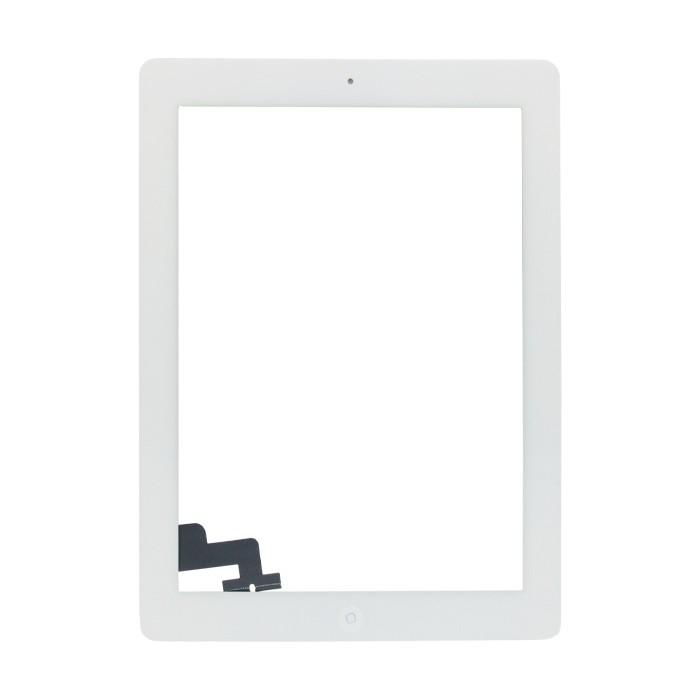 Tela Touch Apple Ipad 2 Com Botão Home Branco