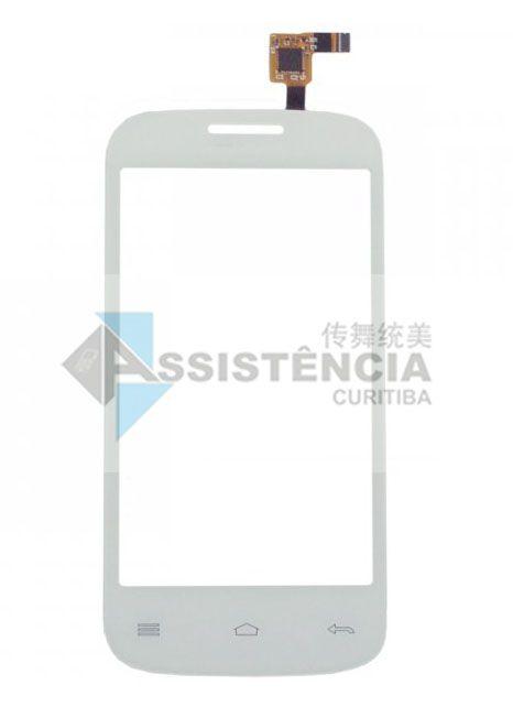 Tela Touch Blu Dash Junior 4.0 D142 Branco