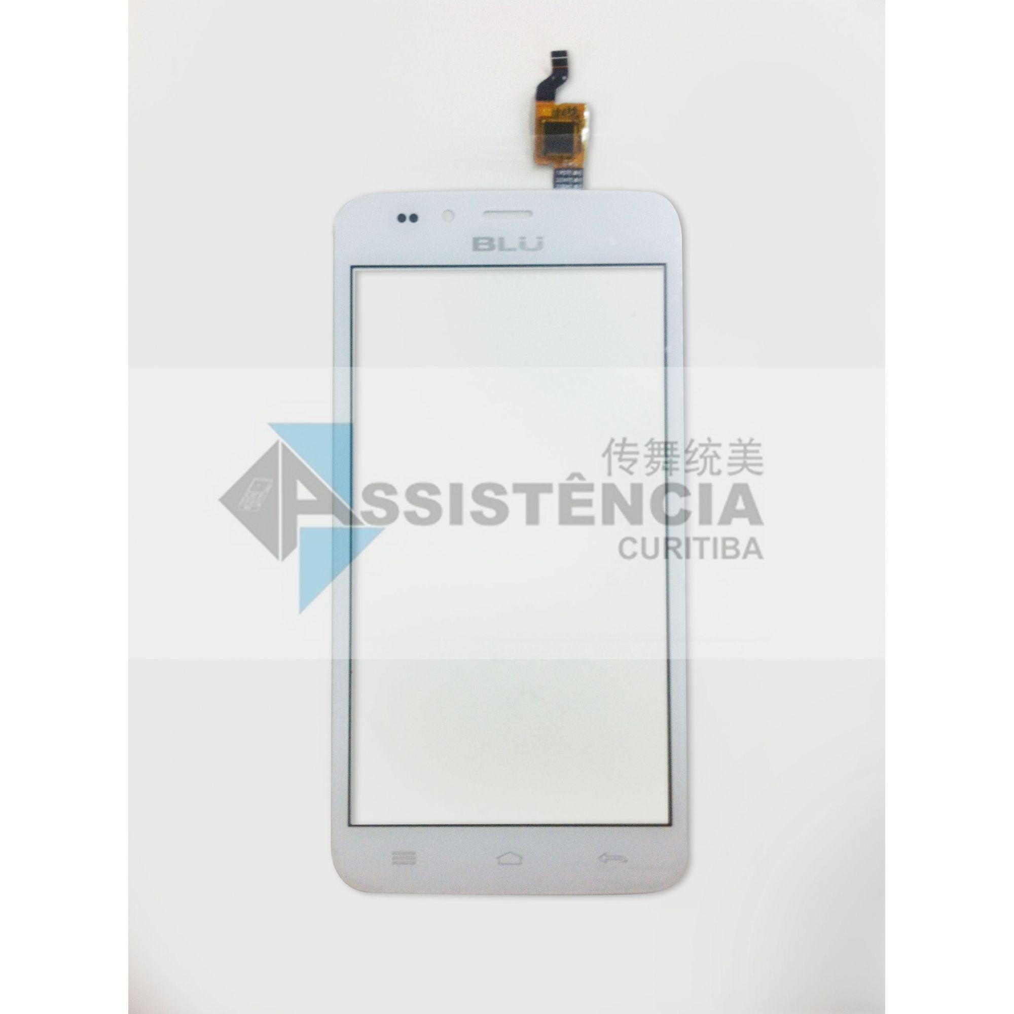 Tela Touch Blu Neo 5.0 N010L Branco
