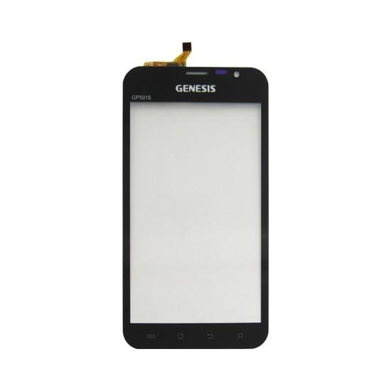 Tela Touch Genesis Gp501 Preto
