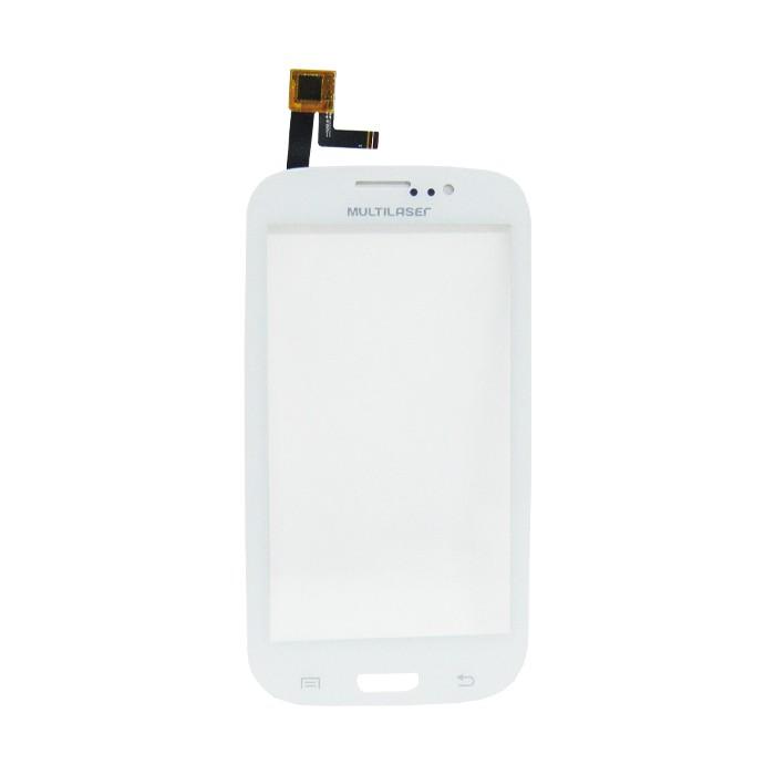 Tela Touch Multilaser M5 Branco