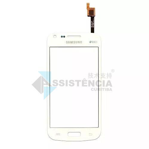 Tela Touch Samsung Galaxy Core Plus Trend 3 Sm G3502 G3502T 3502L Branco