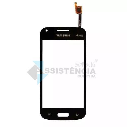 Tela Touch Samsung Galaxy Core Plus Trend 3 Sm G3502 G3502T 3502L Preto