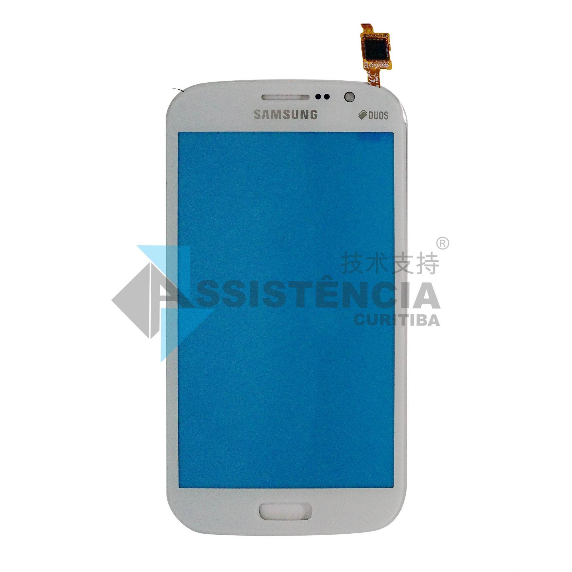 Tela Touch Samsung Galaxy Duos I9082 Gt-9082 Branco