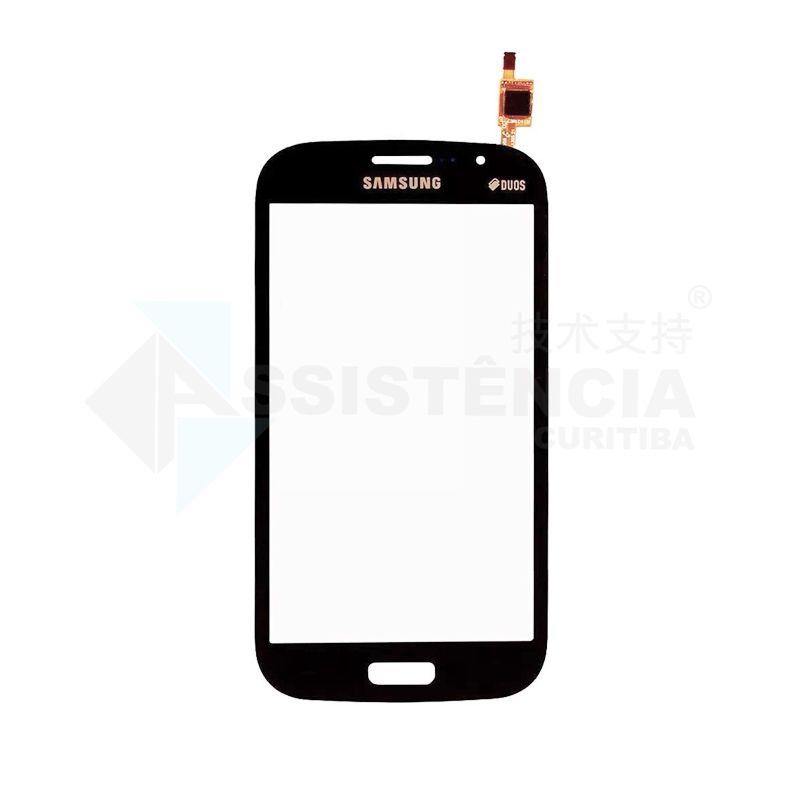 Tela Touch Samsung Galaxy Duos I9082 Gt-9082 Preto