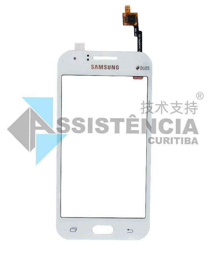 Tela Touch Samsung Galaxy J1 J100 Sm-J100M Branco
