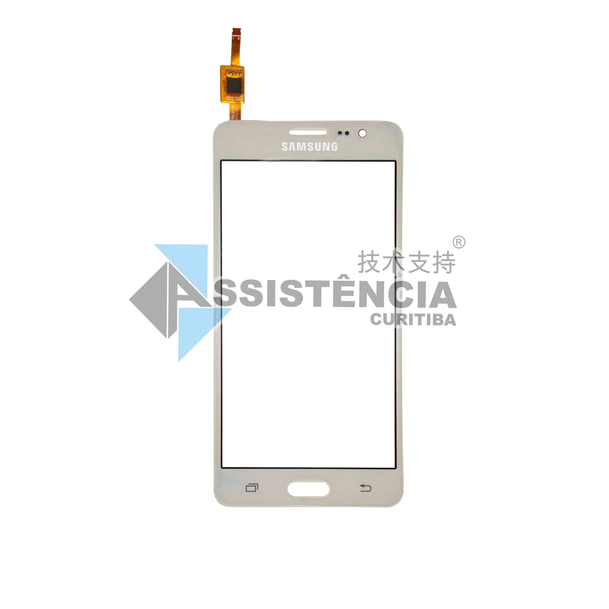Tela Touch Samsung Galaxy On 5 Duos Sm-G5500 Branco