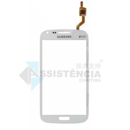 Tela Touch Samsung Galaxy S3 Duos Gt I8262B I8262 Branco