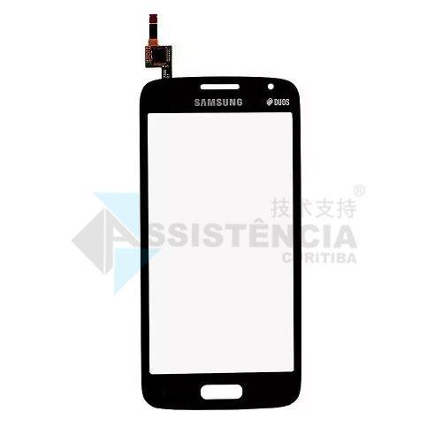 Tela Touch Samsung Galaxy Siii S3 Slim Duos Win Pro G3812 Sm-G3812B Preto