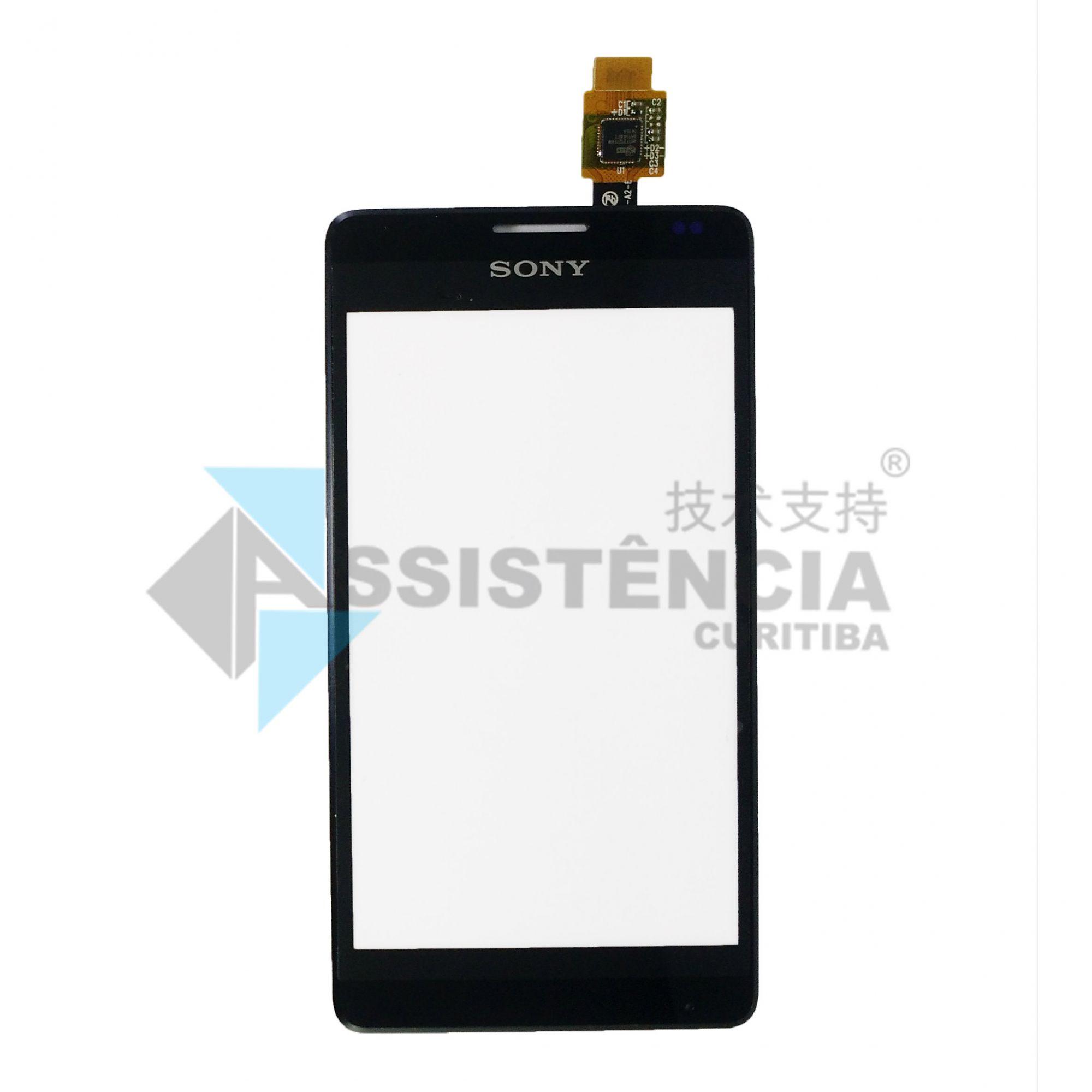 Tela Touch Sony Xperia E1 D2004 D2014 D2104 D2114 Original