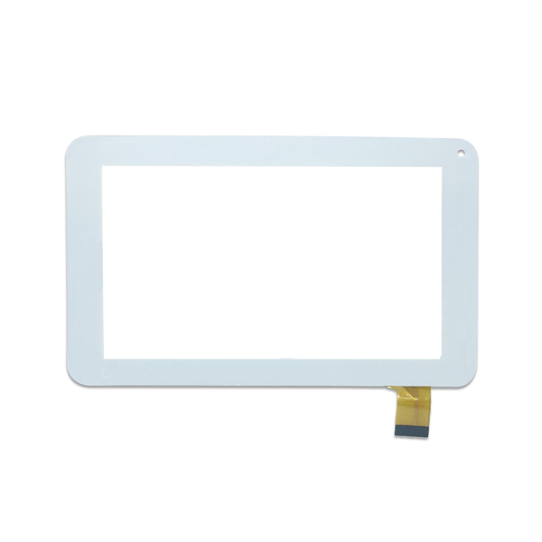 Tela Touch Dl E-Color Plus Tp257 7 Branco