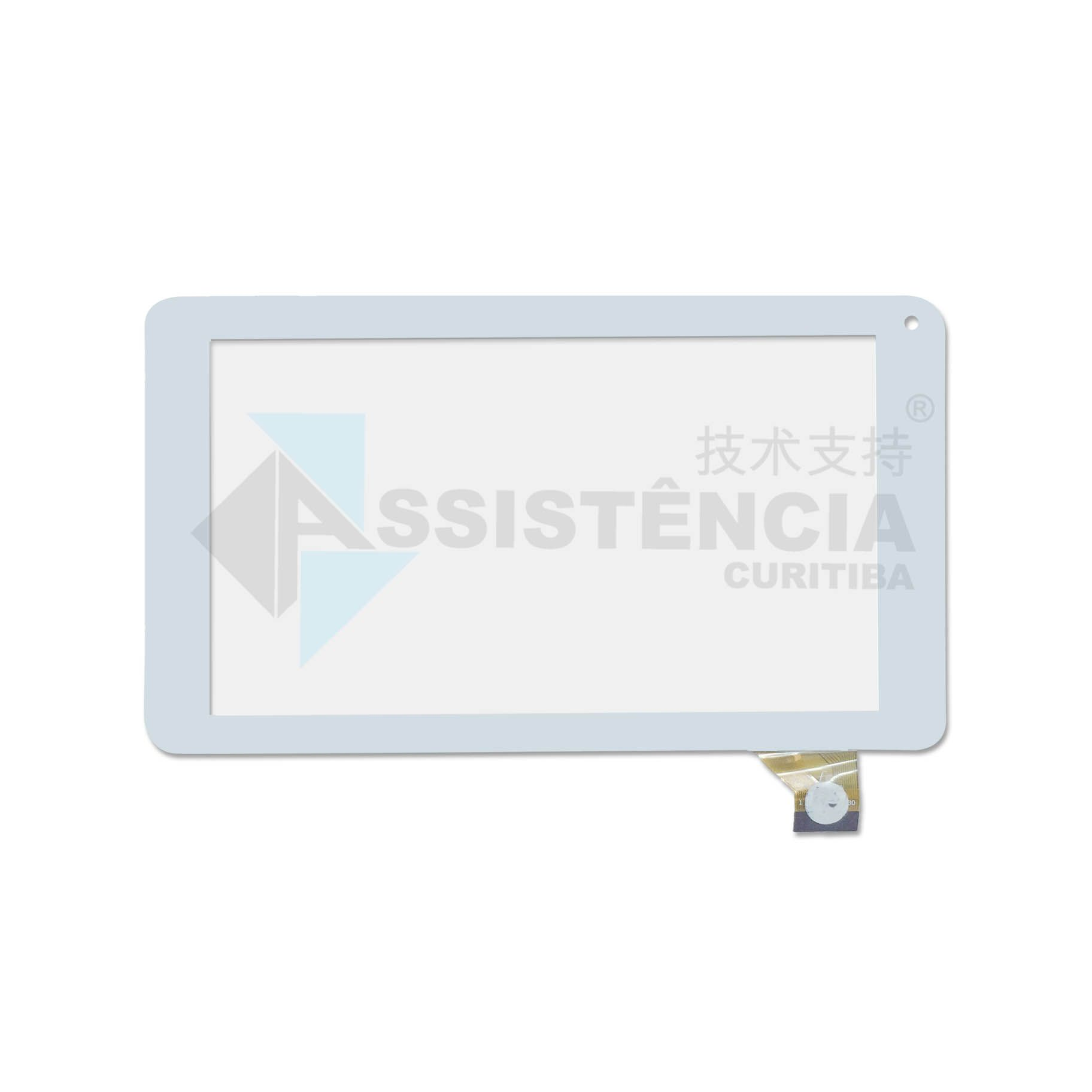 Tela Touch Foston Fs-3D720Pc Branco