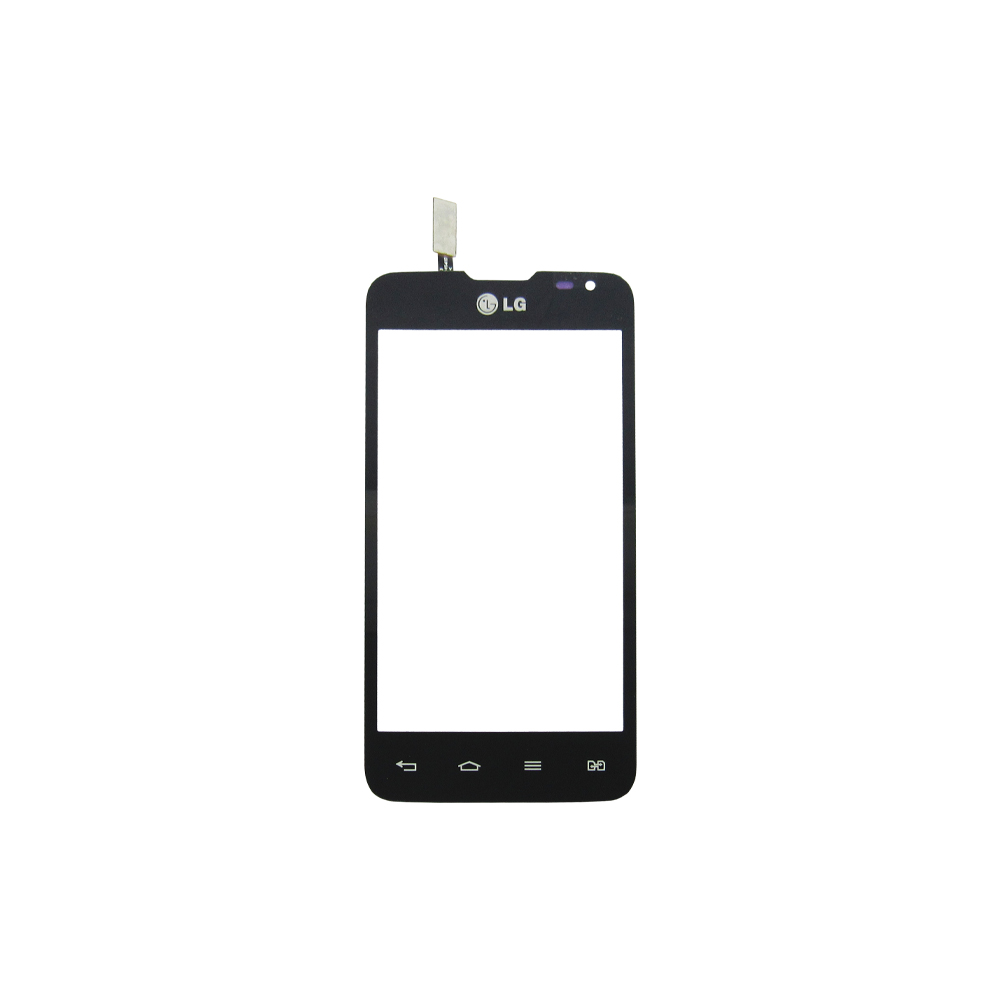 Tela Touch Lg Optimus L65 Dual D285F D285 Preto