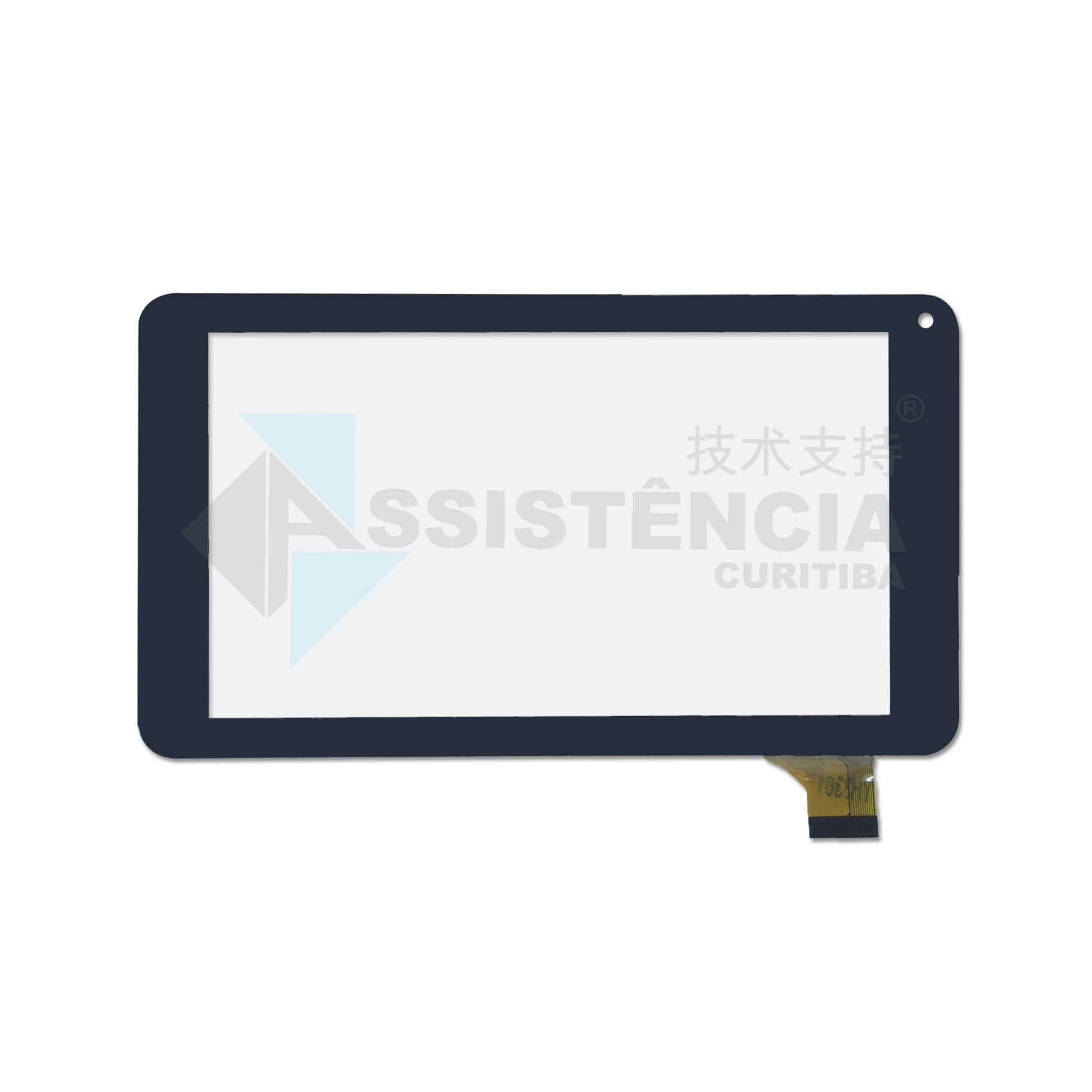 Tela Touch Microboard Ultimate Preto