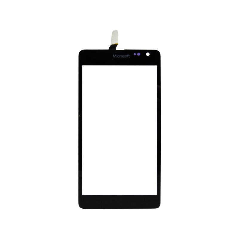 Tela Touch Microsoft Nokia Lumia N535 Versão 2S Rm-1092 Preto