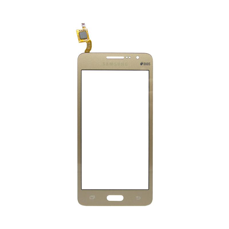 Tela Touch Samsung Galaxy Gran Prime Duos G530 G531 Dourado