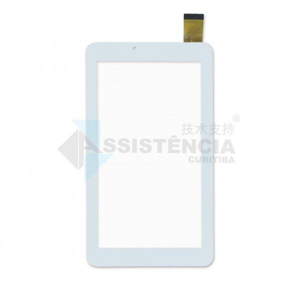 Tela Touch Dl Drop Kids Plus TX388 TX388BCC Branco