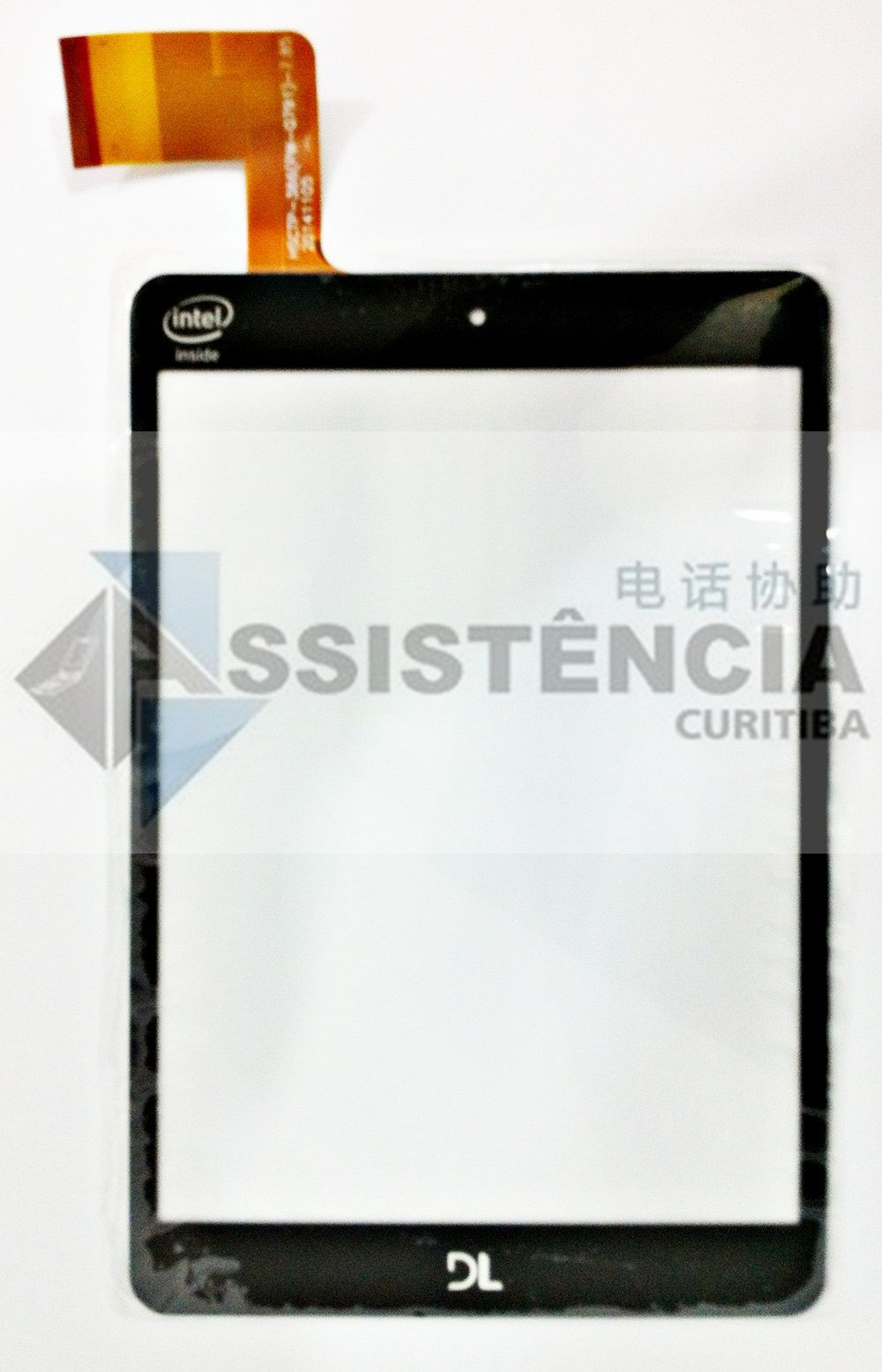 Tela Touch Dl Intel Tp295 Winpad