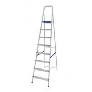 Escada Alumínio 8 Degraus - SBA