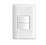 Interruptor 2 seções S19 Branco - Simon