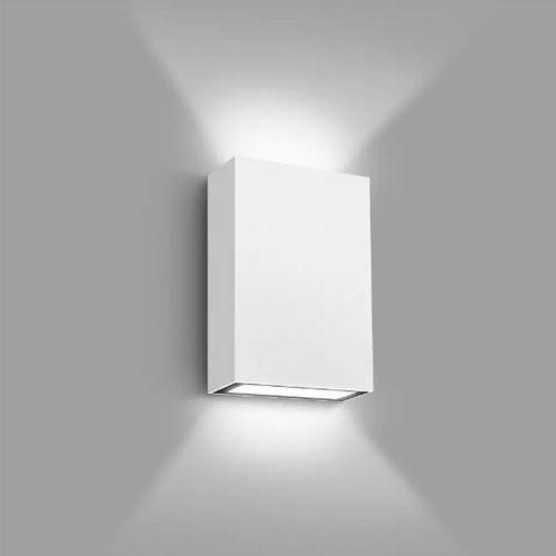 Arandela Led Branca Vertical 2x2w 3000k  - Mbled