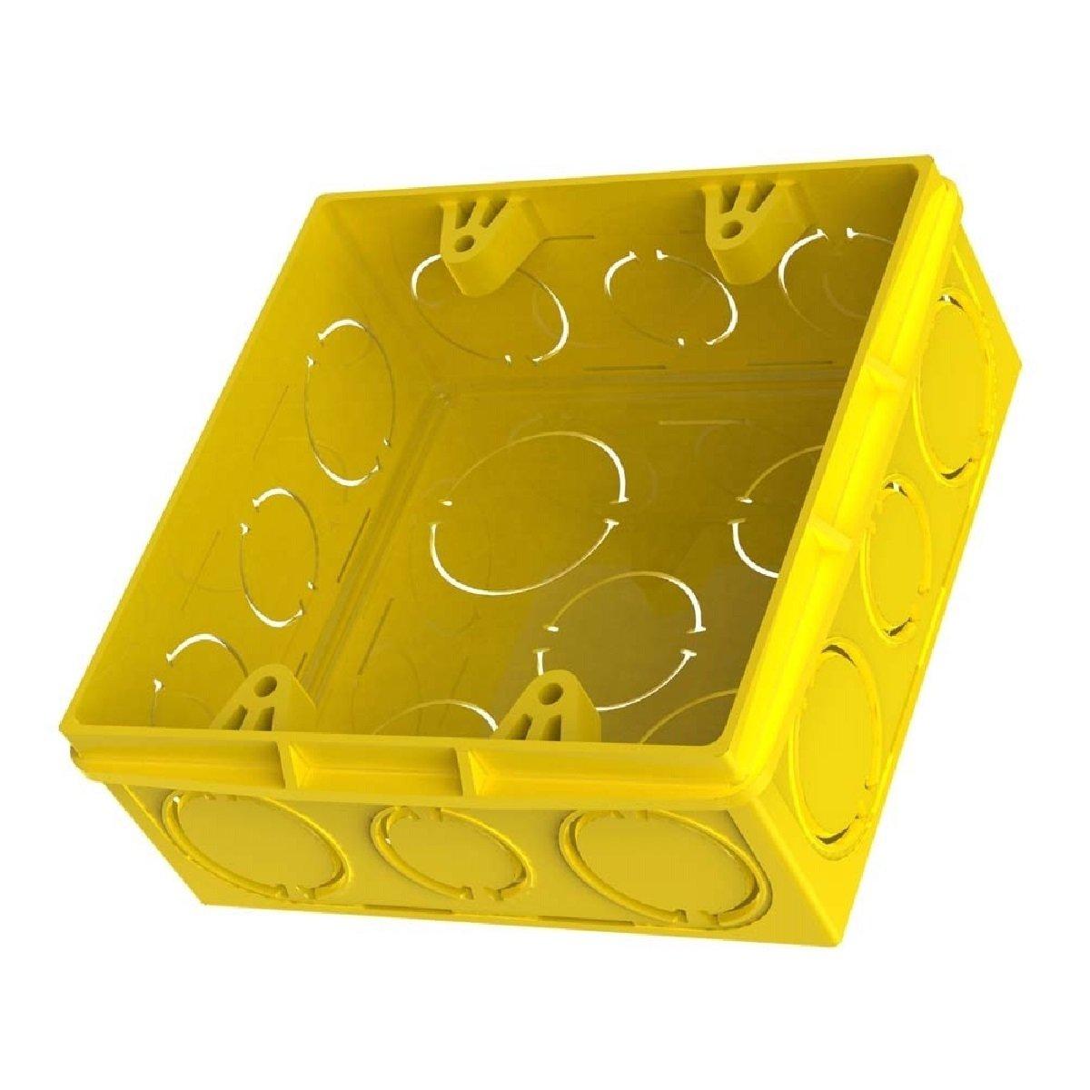 Caixa Luz 4x4 Amarela - Tigre