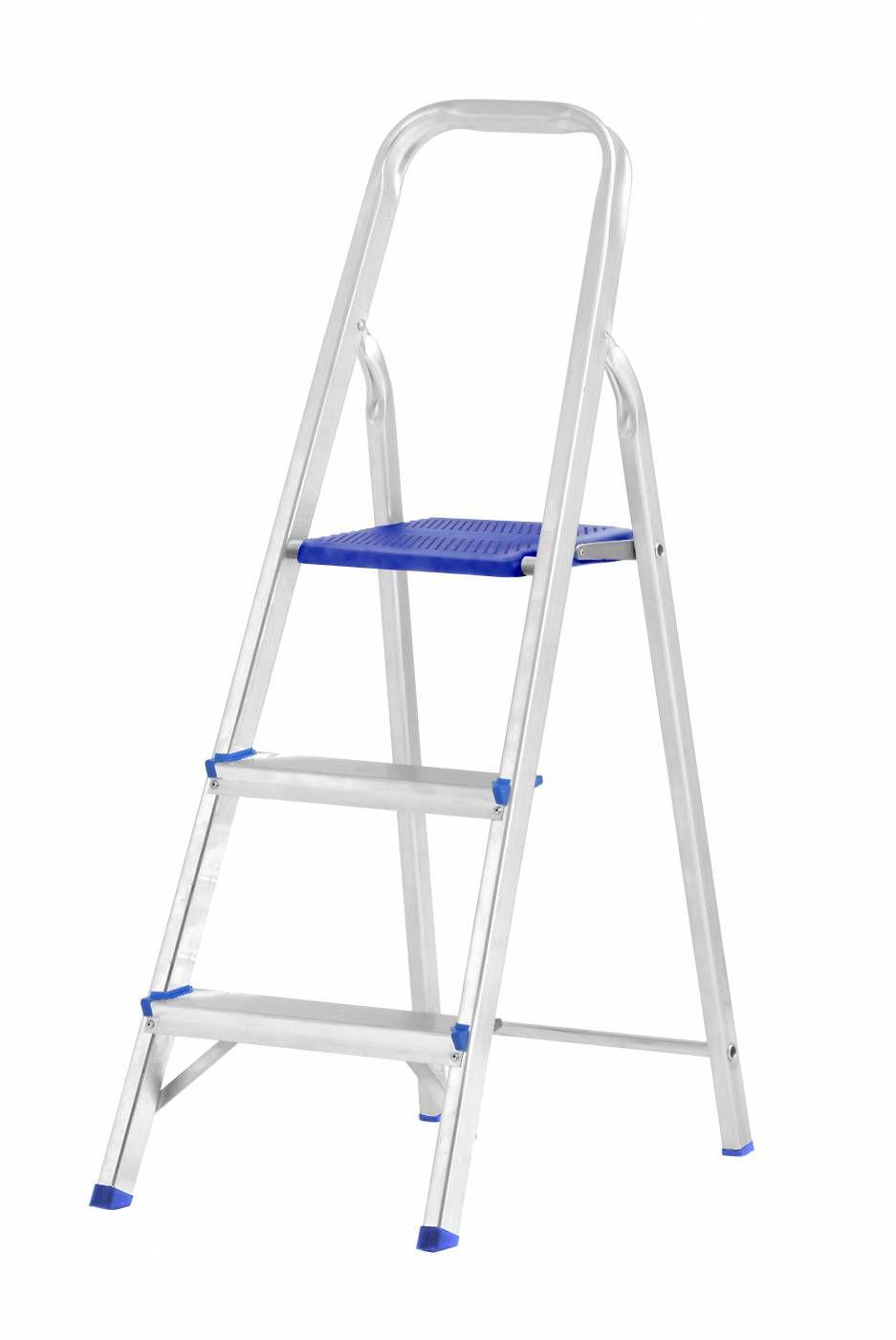 Escada Alumínio 3 Degraus - SBA