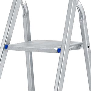 Escada Alumínio 4 Degraus - SBA